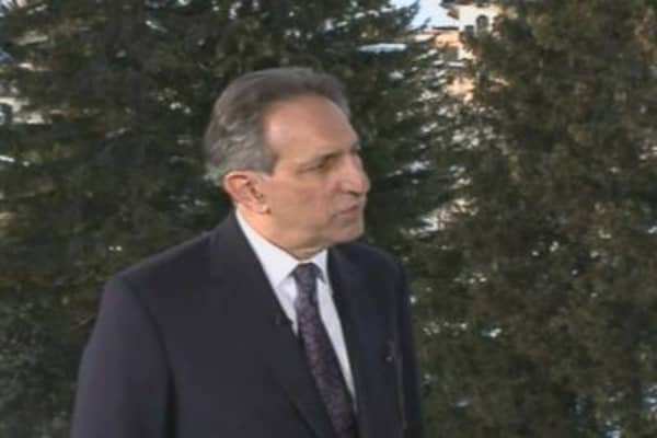 Sadeq Sayeed, Nomura EMEA Chairman and CEO