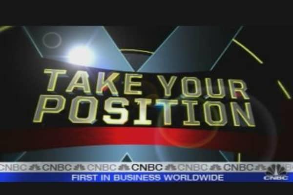 Take Your Position: Cisco & Akamai