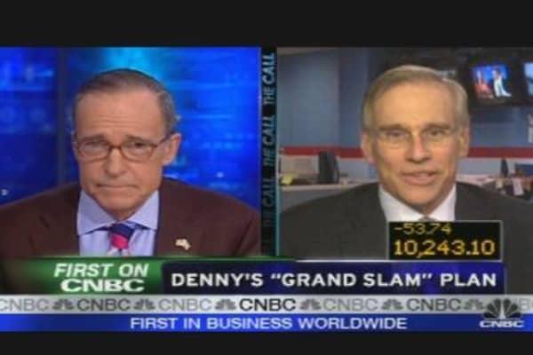 Denny's CEO on Super Bowl, Economy