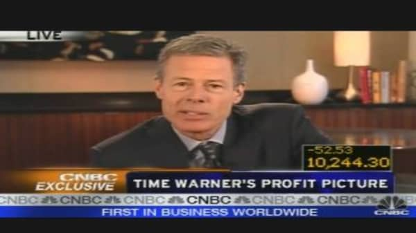 Time Warner CEO on Earnings, Outlook