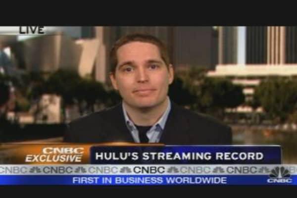 Hulu on a Hot Streak