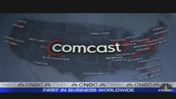 NBCU-Comcast Deal Goes to the Hill