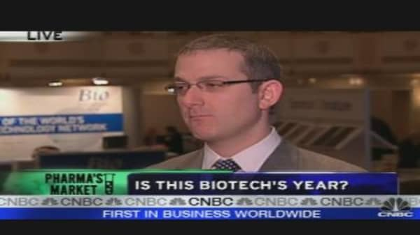 Is Biotech Back?