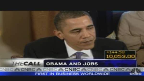 Obama & Jobs