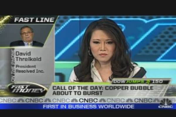 Curious Case of China Copper