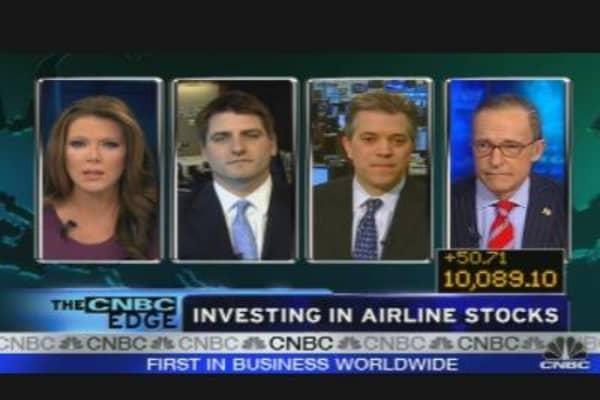 High-Flying Airline Stocks