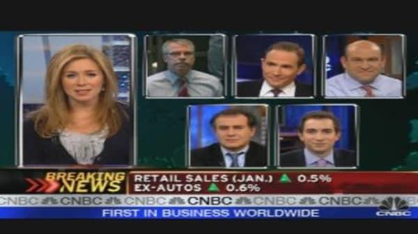 Retail Sales: Instant Analysis