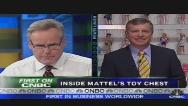Inside Mattel's Toy Chest