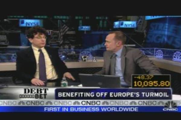 Benefitting Off Europe's Turmoil