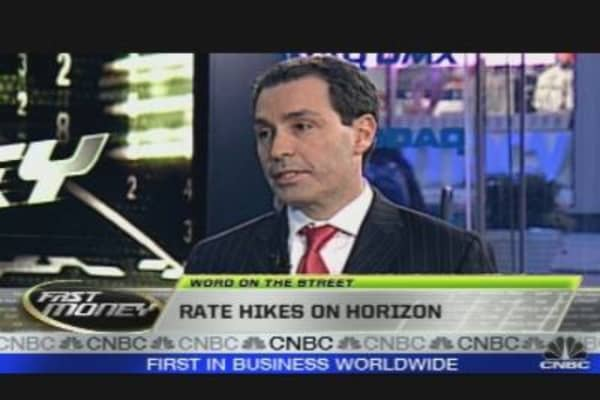 Rate Hike on the Horizon