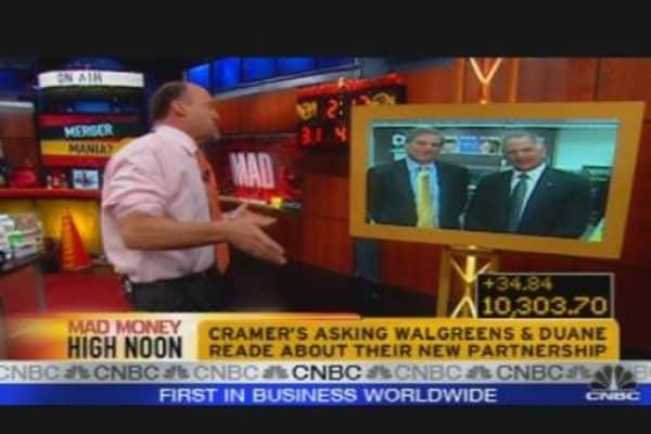 Walgreen, Duane Reade CEOs on Deal