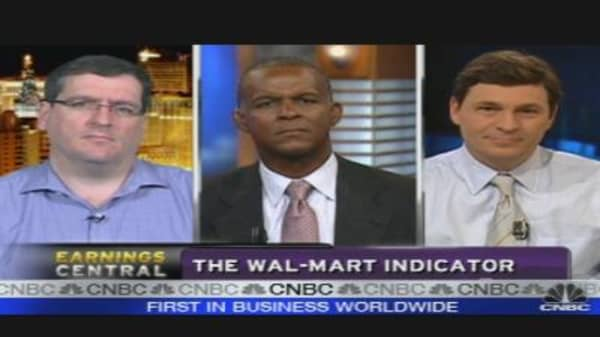 Wal-Mart Earnings & the Consumer