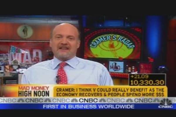 What's On Cramer's Radar?
