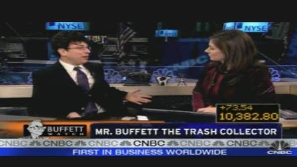 Buffett the Trashman