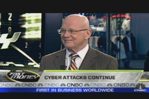 Cyber Attacks Continue