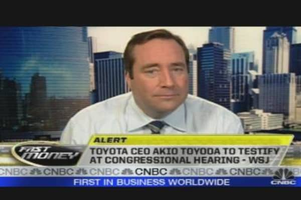 Toyota Press Conference