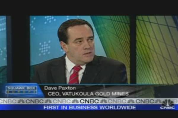 Peak Gold Has Been and Gone: CEO