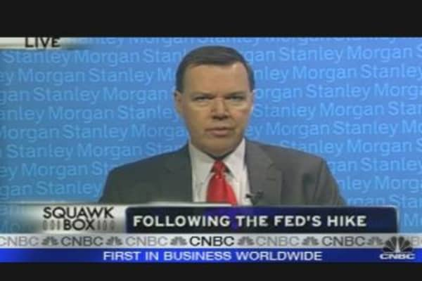 Following the Fed's Hike