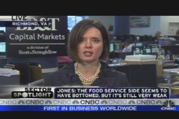 Food Stocks on a Roll