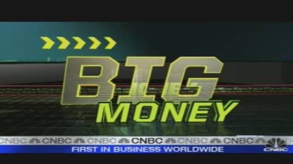 Big Money: DIS