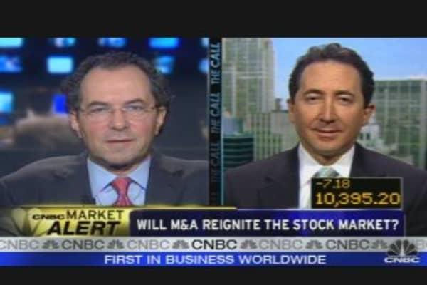 Will M&A Reignite Stocks