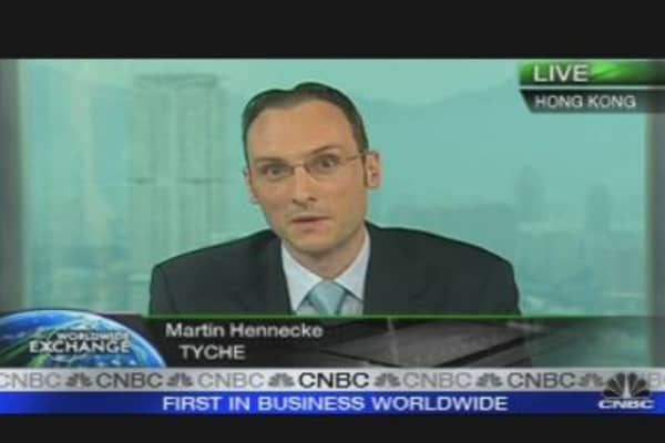 West Not Recovering, Next Crisis in Bonds: Hennecke