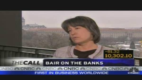 Bair on the Banks