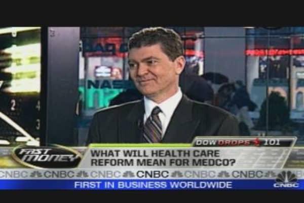 The Obama Trade: Health Care