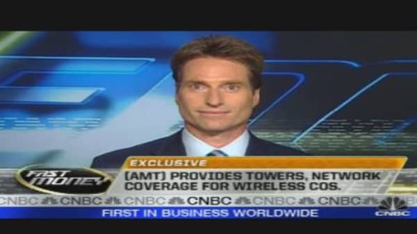 American Tower CEO