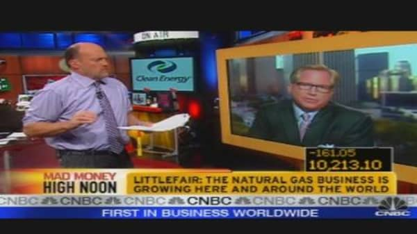 Nat Gas: Fuel of the Future?