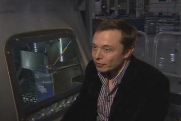 Elon Musk on Saving Costs
