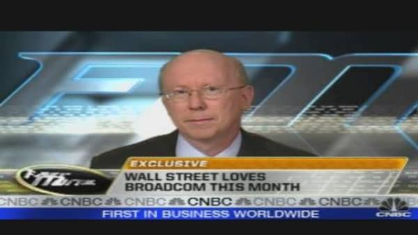 Why Wall St. Loves Broadcam