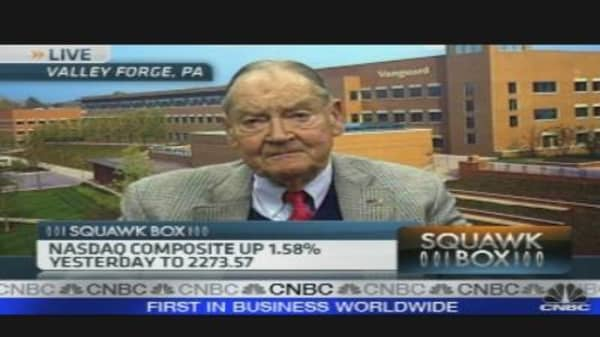 Bogle on the Markets