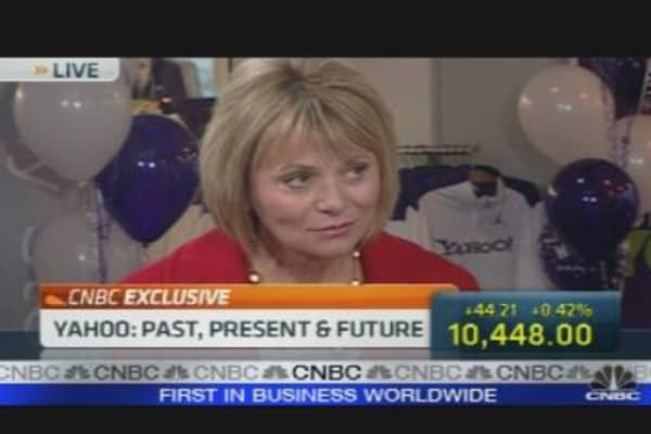 Yahoo: Past, Present & Future