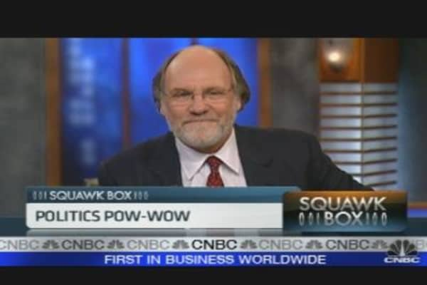 Corzine on Politics