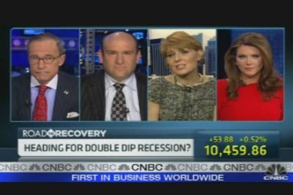 Double Dip Recession Ahead?