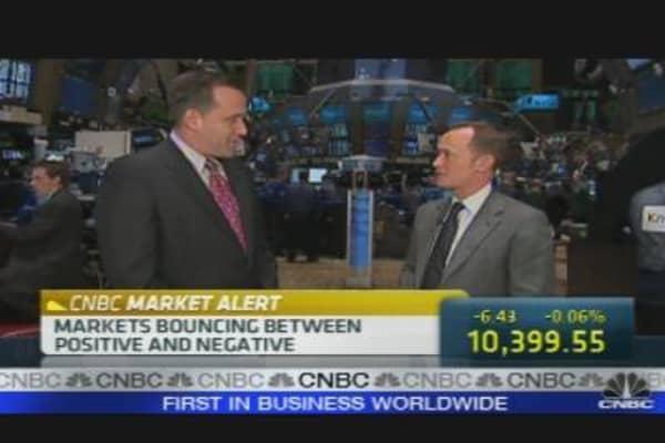 Optimism on Wall Street
