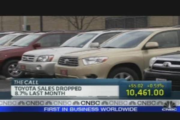 Auto Incentives Are Back