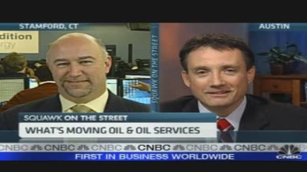 What's Moving Oil & Oil Services?