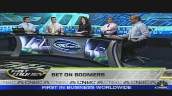 Bet on Boomers