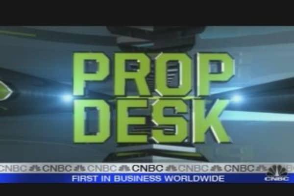 Prop Desk: Options Trades