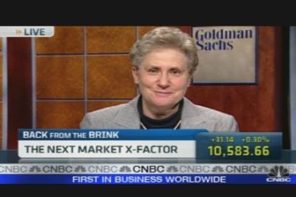 The Next Market X-Factor