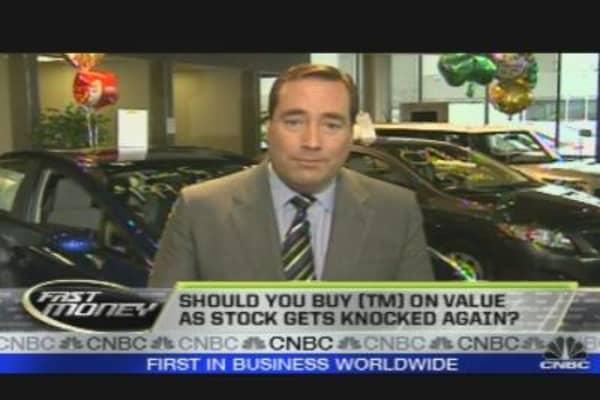 Toyota's Troubles Worsen