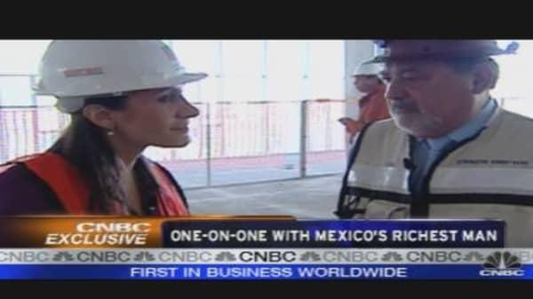 Mexico's Richest Man
