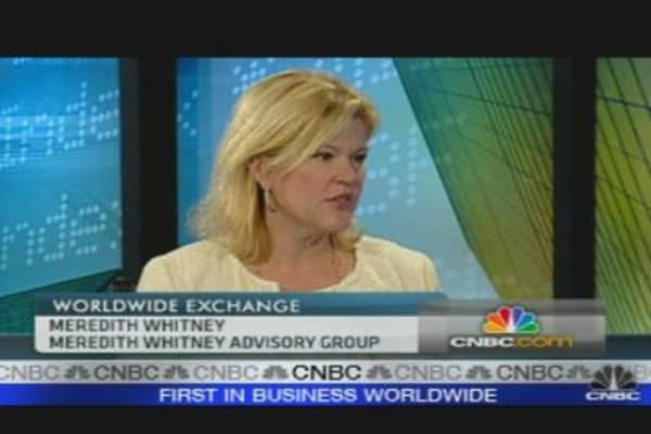 Housing Market Sure to Double-Dip: Whitney