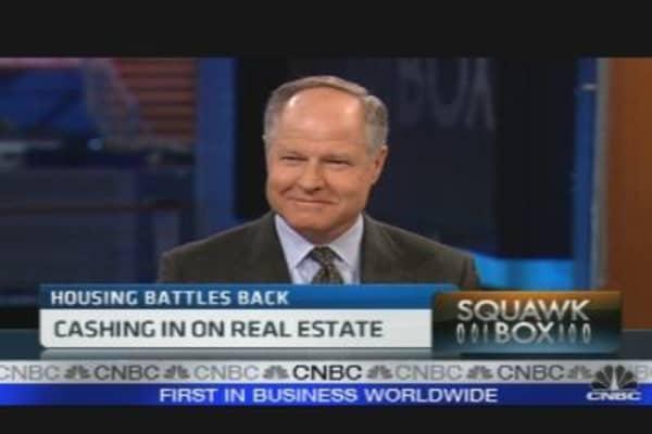Cashing in on Real Estate