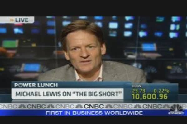 Michael Lewis on