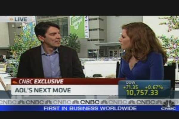 AOL's Next Move