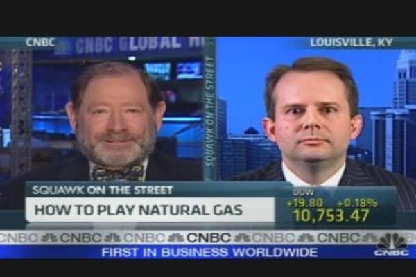 Nat Gas Plays
