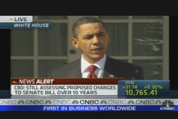 Obama Signs Jobs Bill